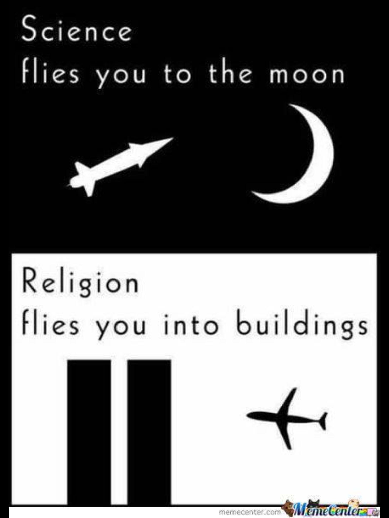 dont believe in science meme