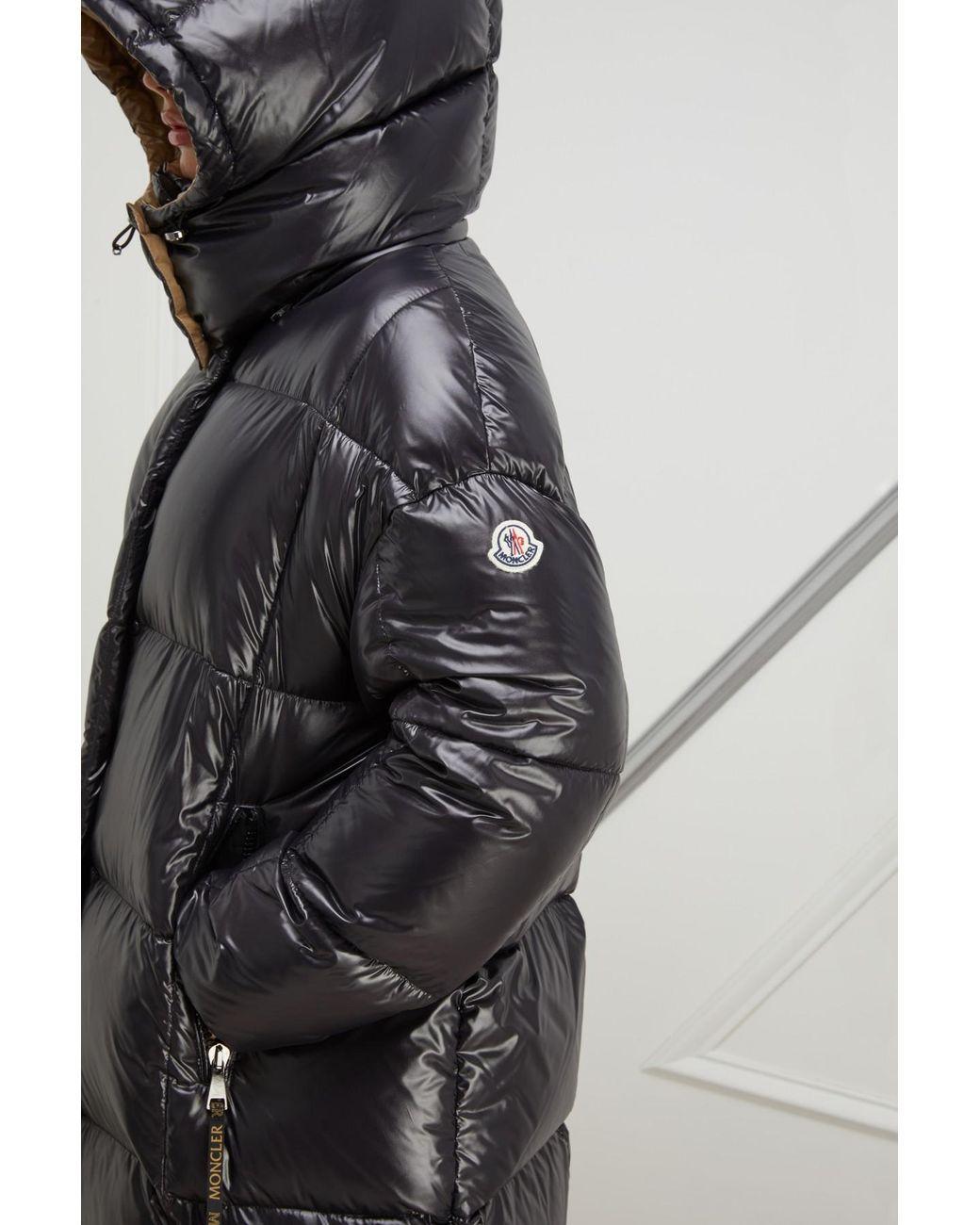 Moncler Black Parnaiba Long Down Jacket Moncler Jacket Women Down Jacket Jackets [ 1300 x 1040 Pixel ]