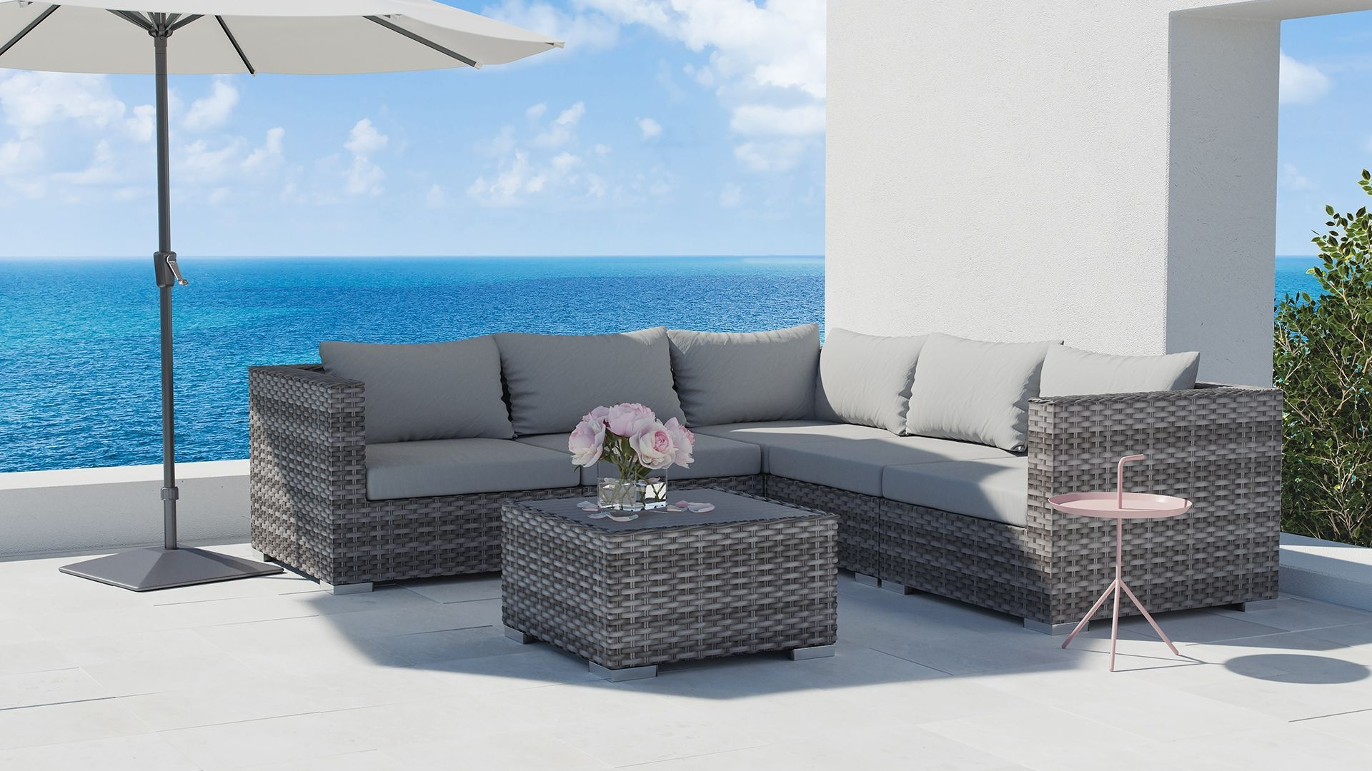 Alfa S In 2020 Rattan Furniture Set Rattan Garden Furniture