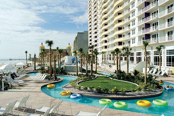 Wyndham Ocean Walk Daytona Beach Fl