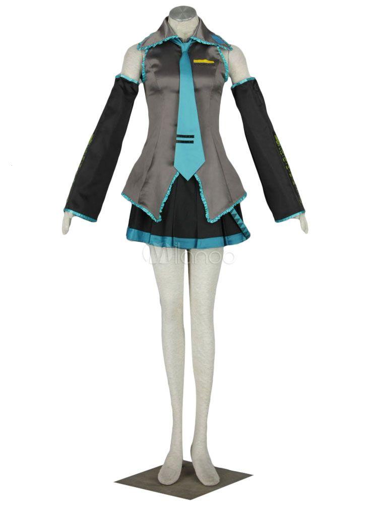 vocaloid hatsune miku cosplay costume milanoocom