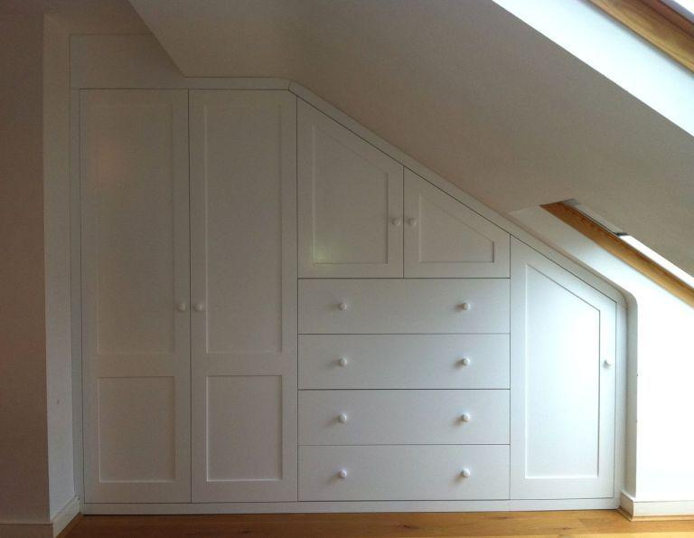 60+ Attic Master Bedroom Inspiration 58 #bedroominspirations