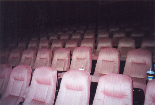Pink Movie Theater Perfect For A Girls Night Out Pink Aesthetic Pink Movies Grunge