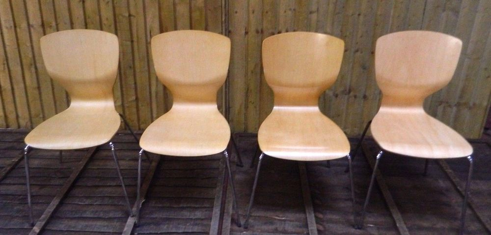 set of x 9 cafe chairs pub bar job lot office browsers