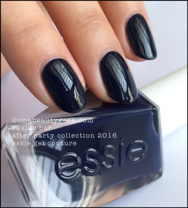 Essie Caviar Bar - Essie Gel Couture 2016. All the swatches & review ...