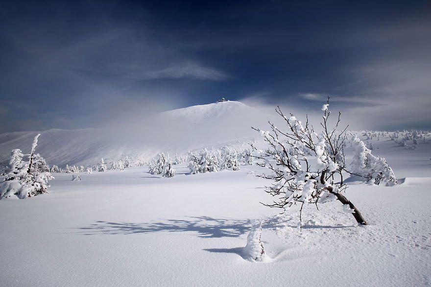 Je Me Suis Promene Dans Les Alpes Avec Mon Appareil Voici Ce Que
