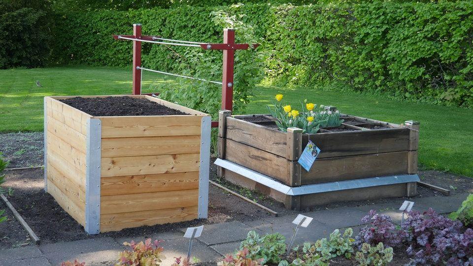 Fragen Und Antworten Zum Hochbeet Hochbeet Gartenboden Mdr Garten