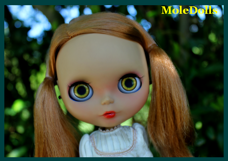Perhaps you met her on the last BlytheCon Barcelona!!!