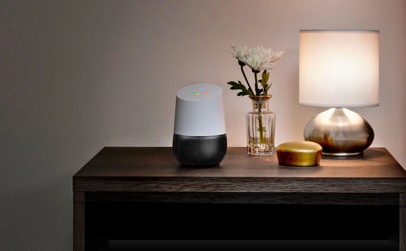 AI-powered voice-assistant Google Home costs $129