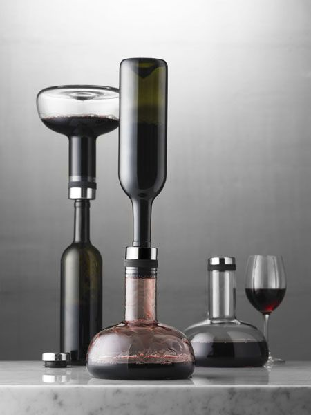Menu Winebreather Carafe By Norm Architects Wine Carafe Wine Aerators Wine Gadgets