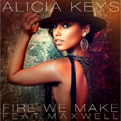 Alicia Keys ft. Maxwell - Fire We Make
