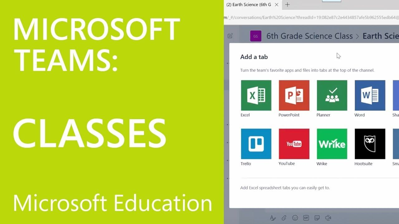 Module 4 Creating a Class in Microsoft Teams Office 365
