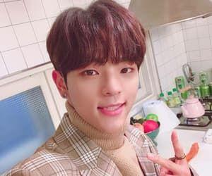 woojin uploaded by dezaa on We Heart It
