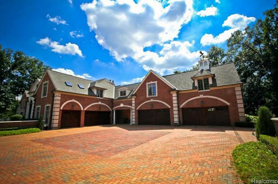 6 Car Garage Mansions Luxury Real Estate Mansions For Sale