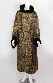 1920s beaded coat