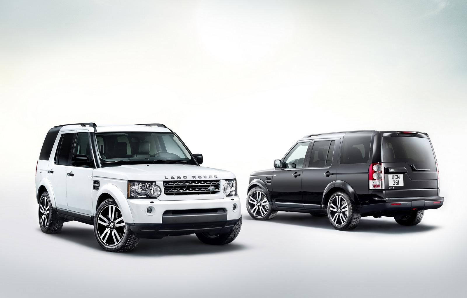 Land Rover Discovery (2011) C & a