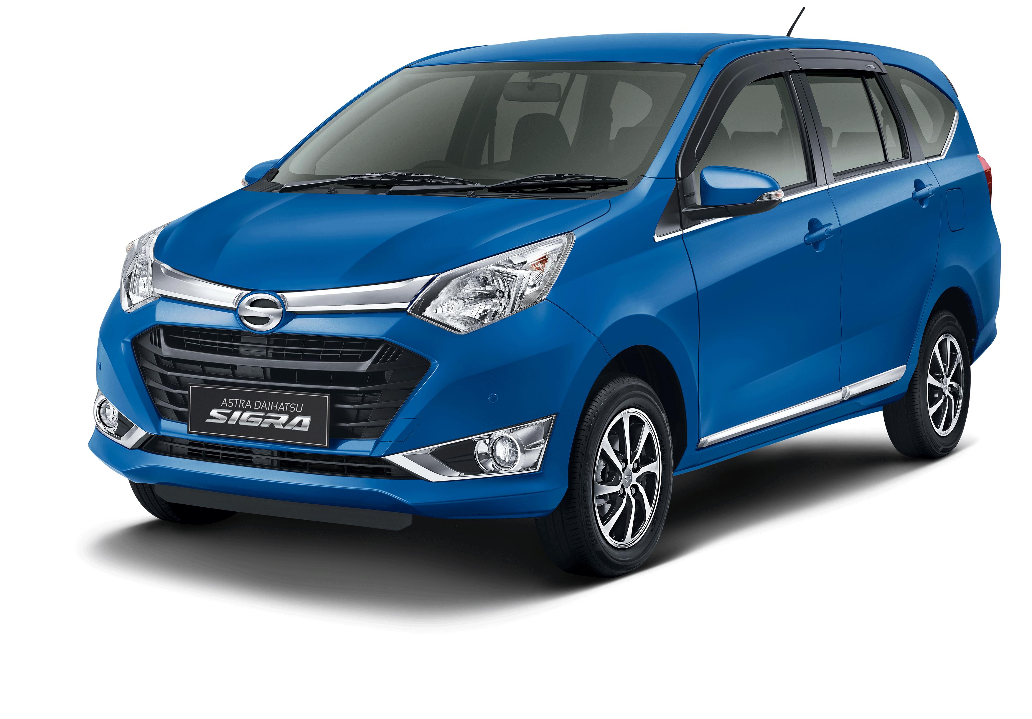 DAIHATSU SIGRA Mobil mpv, Daihatsu, Mobil