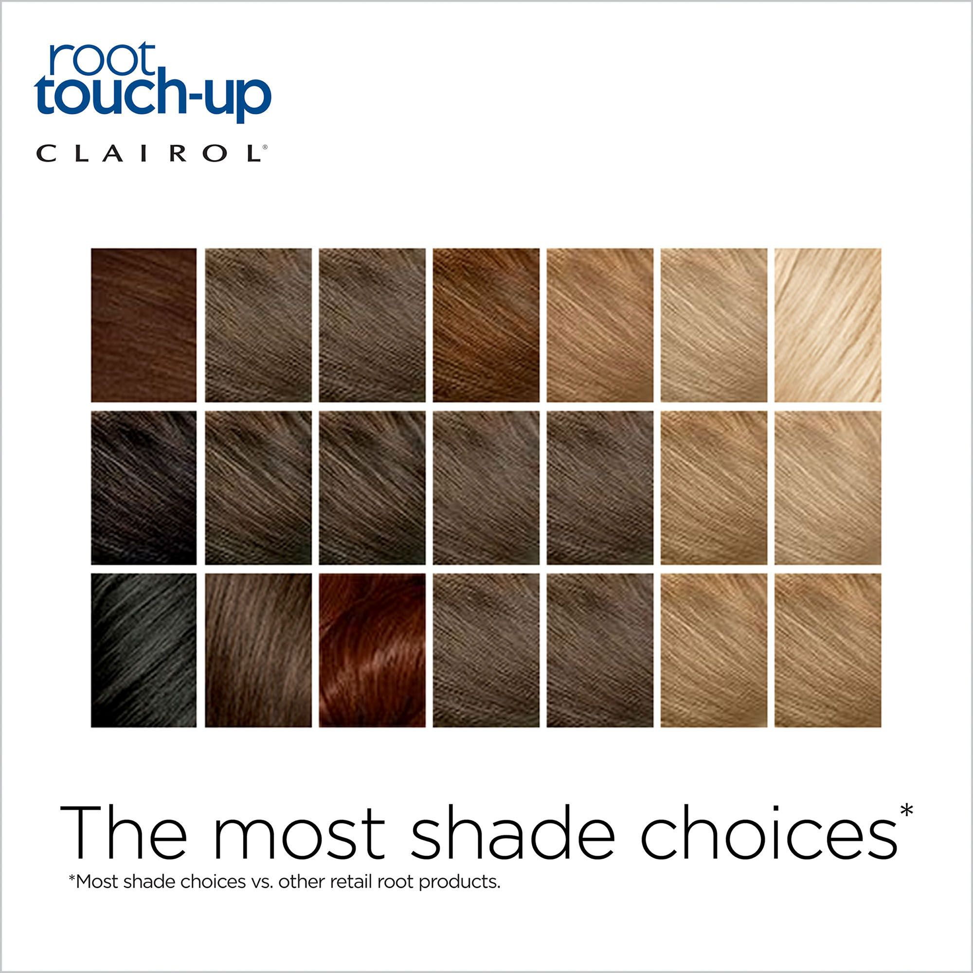 Clairol Nice N Easy Root Touch Up Permanent Hair Color Extra Light Blonde 10 1 Kit Walmart Com Permanent Hair Color Clairol Hair Color Chart