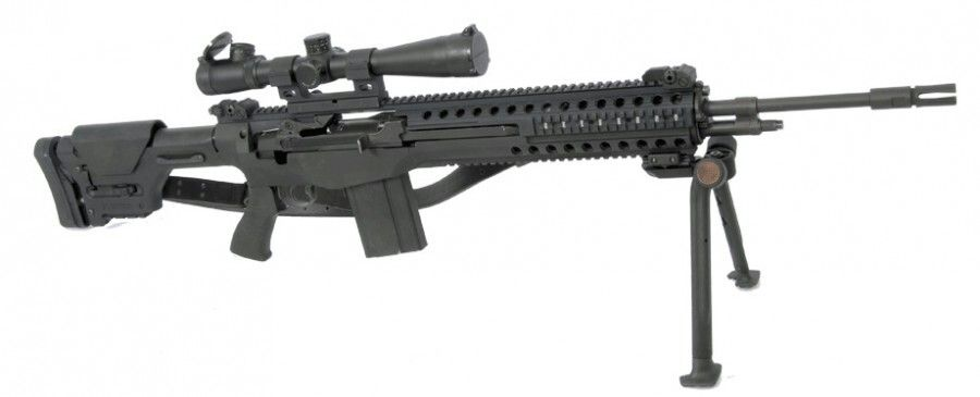 M14 troy chassis
