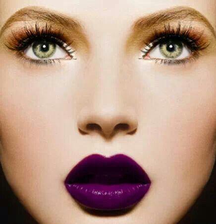 4 Astuces Pour Bien Porter Le Rouge à Lèvres Foncé Make Up