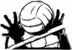 volleyball clipart awesome and free volleyball court central rh pinterest com free volleyball clipart pictures free printable volleyball clipart