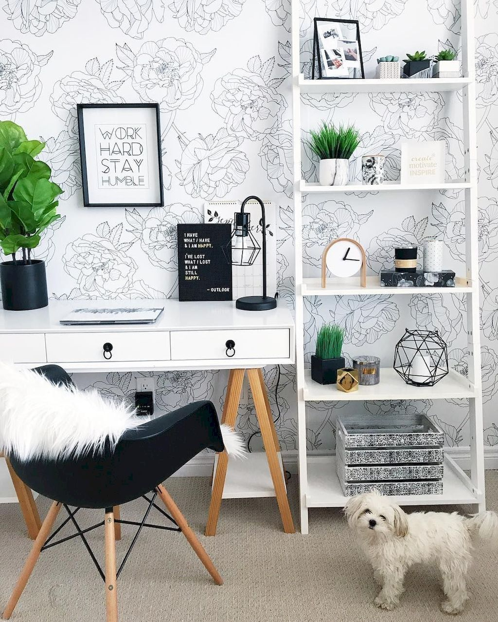 d0c4a292e4139df2c613ab4b686703c0 - 11+ Small Home Office Design Concepts  Images