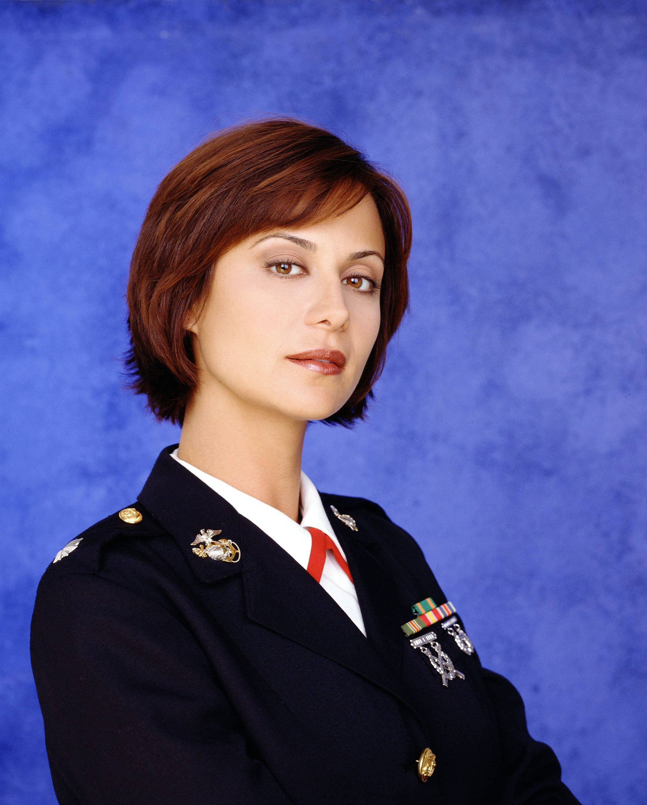 Catherine Bell - JAG | Catherine bell, Actresses, Catherine