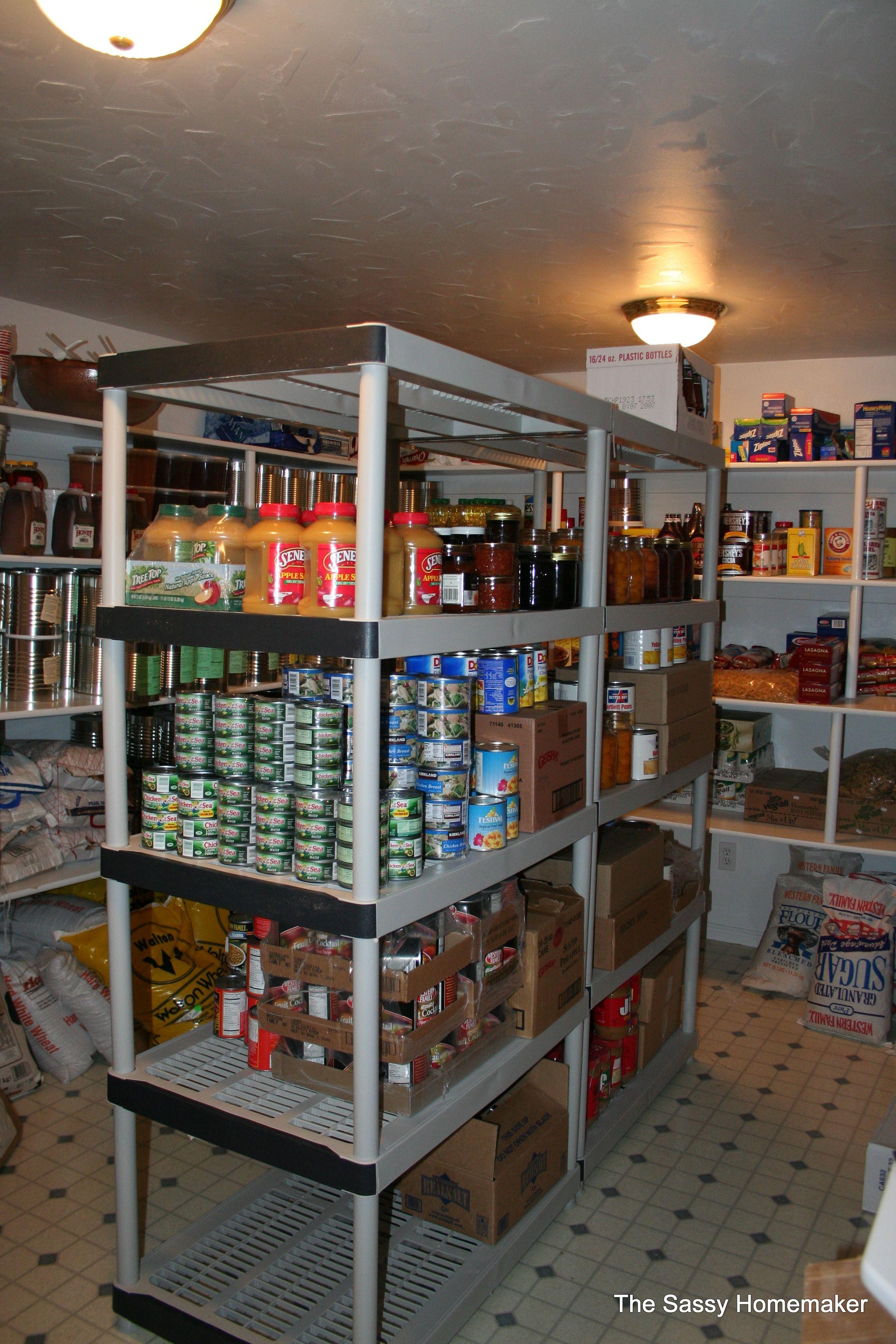 Stockpile Food Pantries