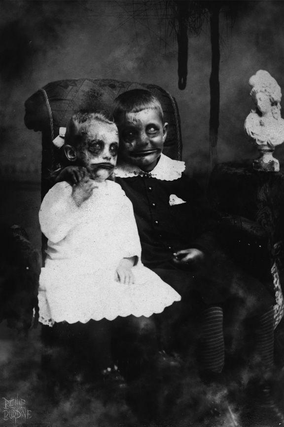 Ghost: Children #5 - Death: Abusive Drunken Father ...