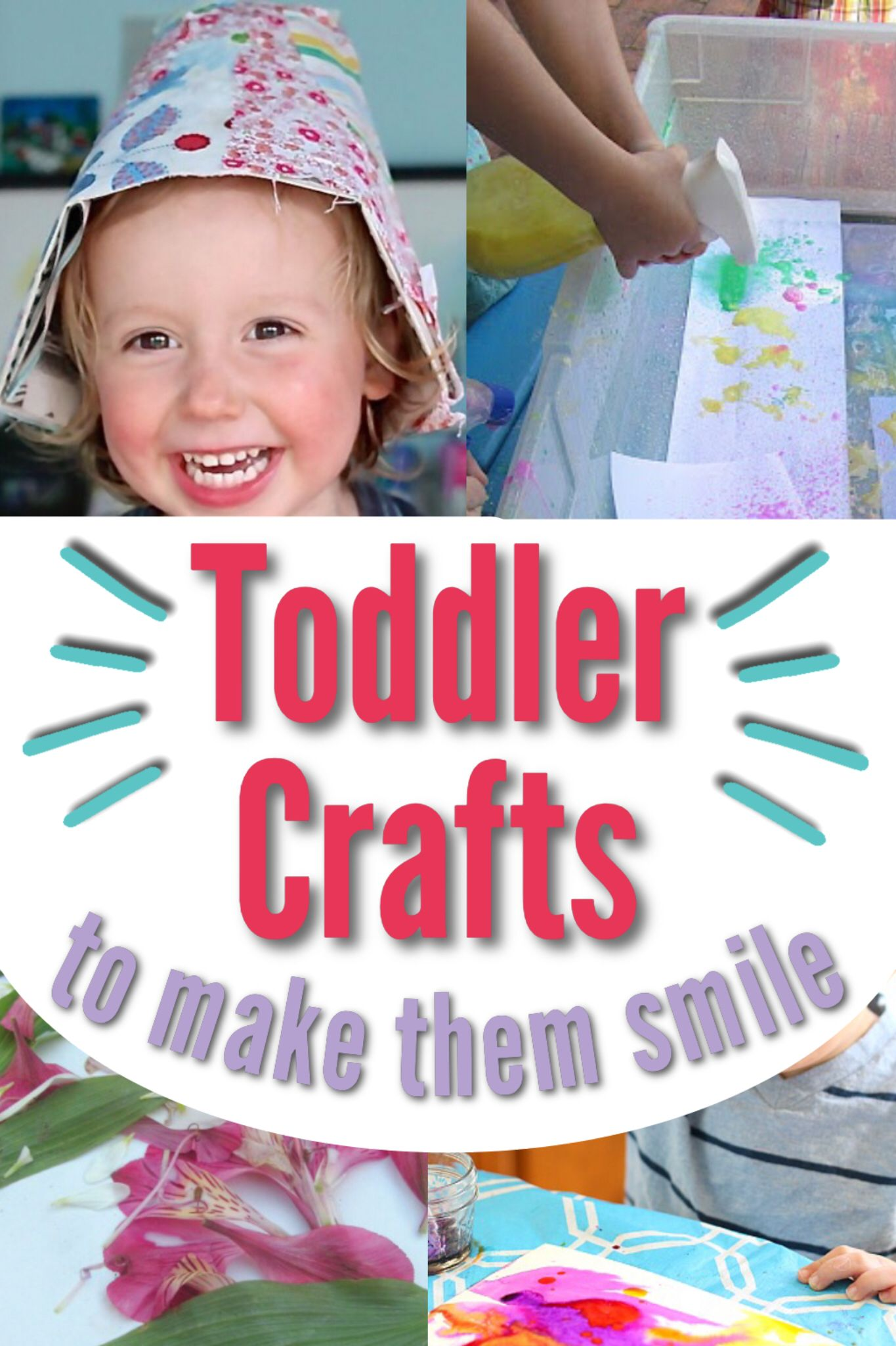 50 perfect crafts for 2 year olds crafts for 2 year