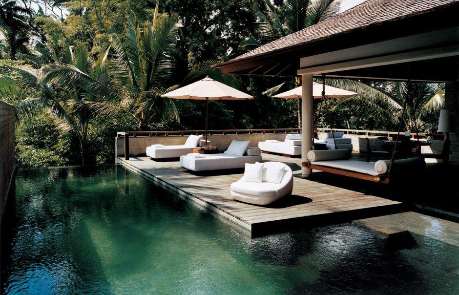 Retreat Villa. © COMO Hotels and Resorts Ubud, Bali