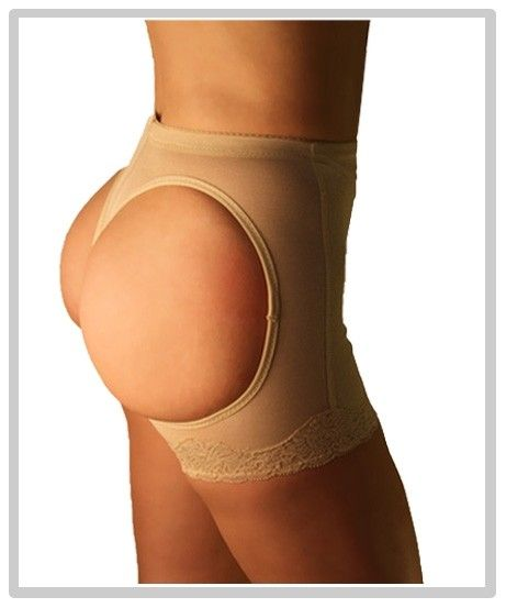 Butt cheeks ass panties