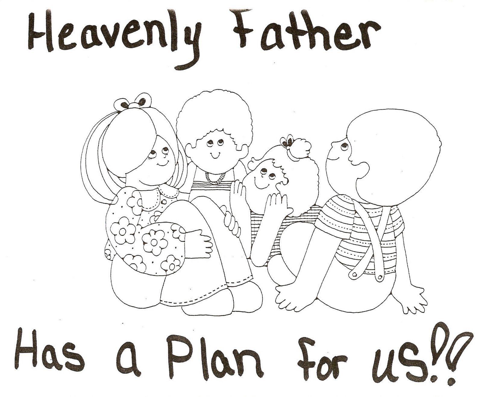 Heavenly father, Lds nursery, Nursery colors