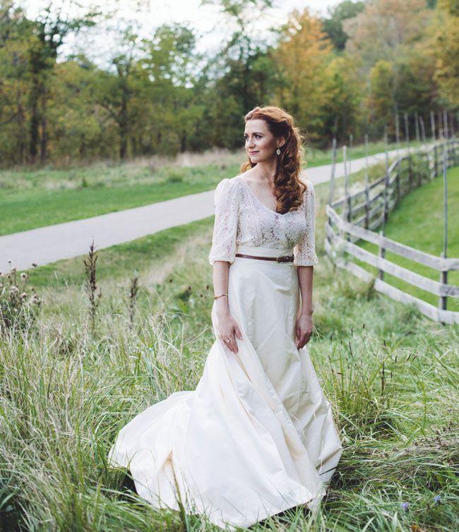 Fall Farm Style Wedding Inspiration
