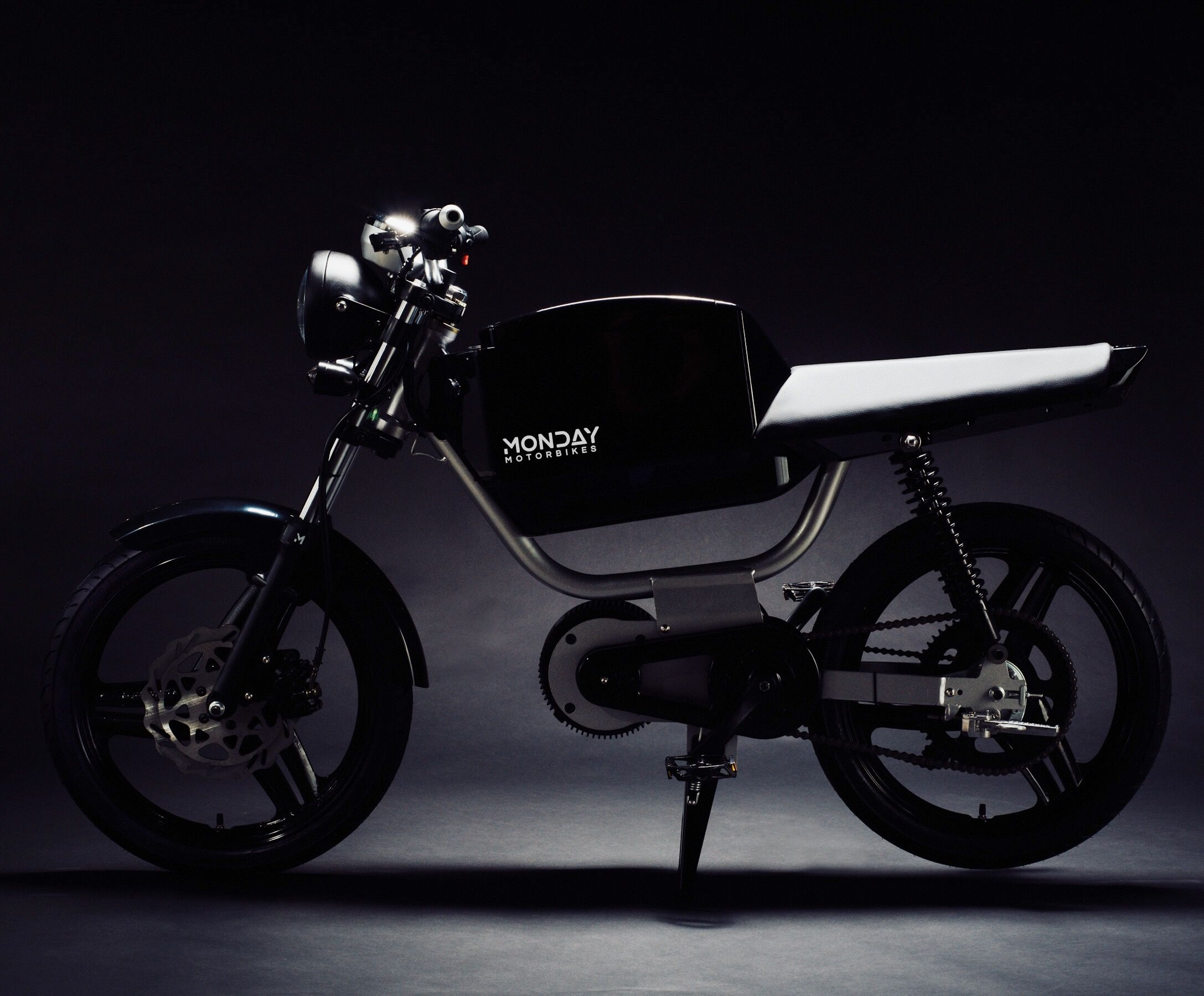 Presenting The All New Gen7 Motorbike From Motorbike With A Range
