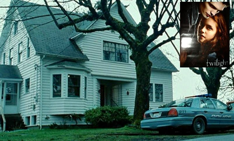 Twilight Bella Swan S House Is For Sale In Oregon Hooked On Houses Twilight House Twilight Movie Twilight Pictures
