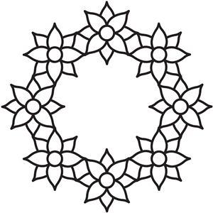 Silhouette Design Store View Design 33294 Geometric