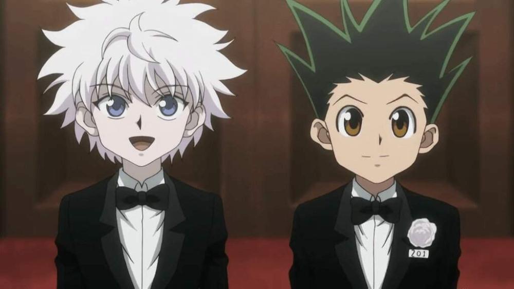 levi heichou. on Twitter in 2020 | Hunter anime, Hunter x hunter, Aesthetic anime