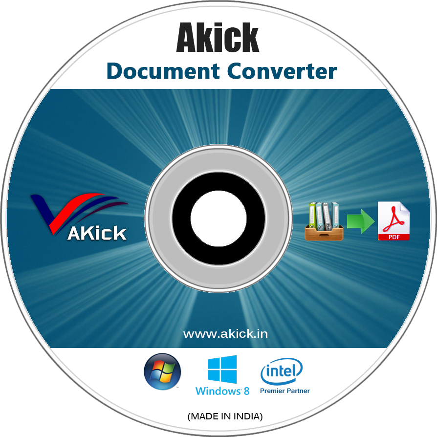 AKick DocumentConverter is the most comprehensive remedy