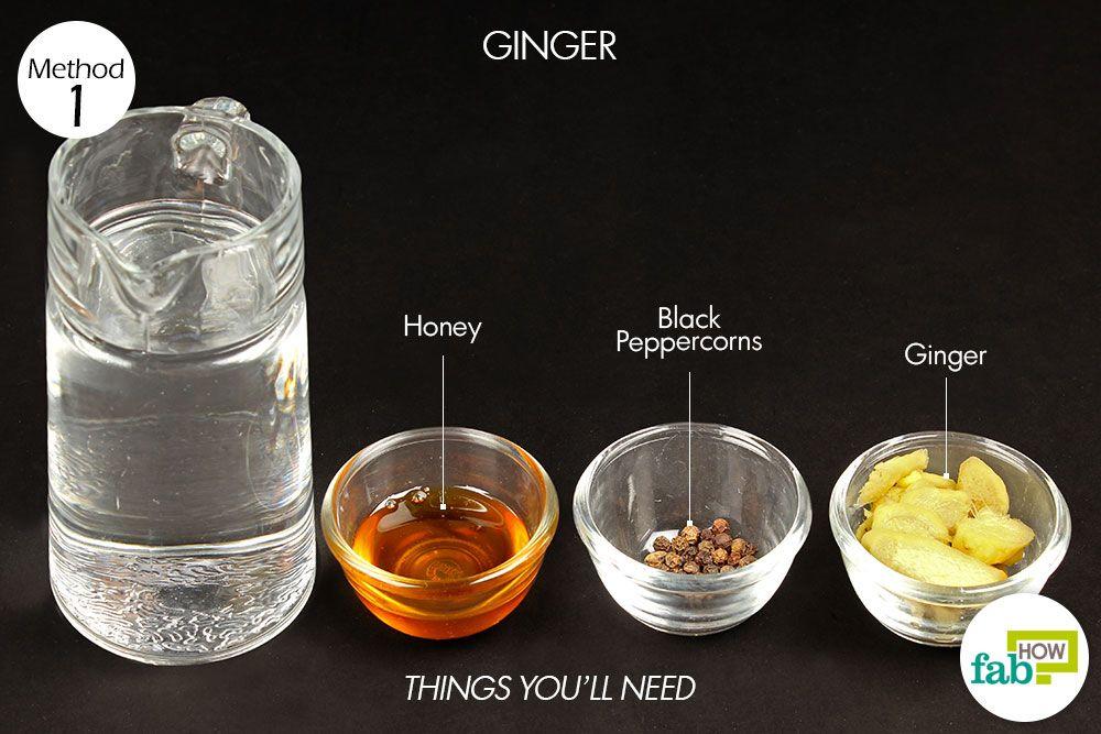 Ginger To Treat Phlegm Getting Rid Of Phlegm Mucus Getting Rid Of Mucus