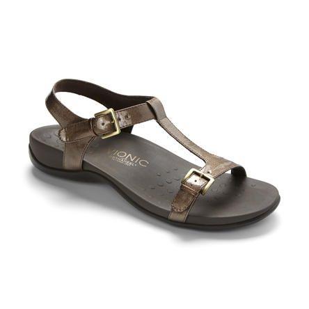 354173f80b7c Vionic by Orthaheel Vionic Adriane Women s Strap Sandal