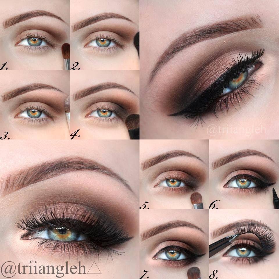 Triiangleh's Makeup Pictorial - Using Anastasia Beverly Hills Lavish palette www.youtube.com/triiangleh