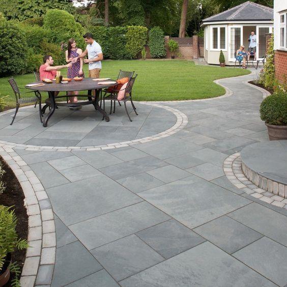 50 Best Layout Garden Decor With Stone