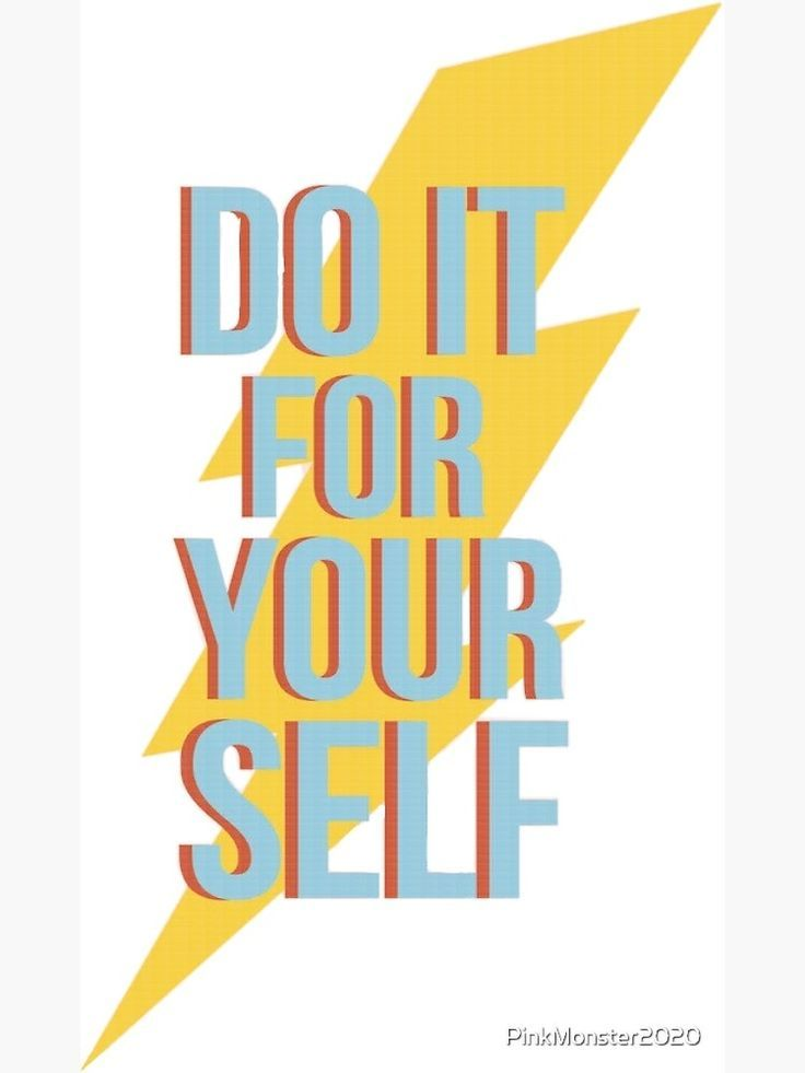 'do it for yourself quote' Metal Print by PinkMonster2020