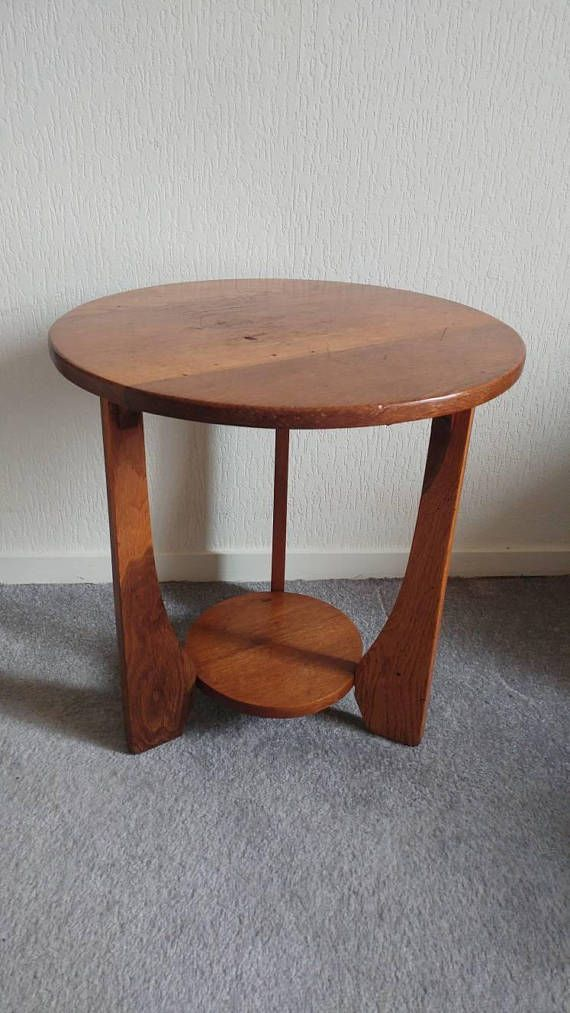 Bekijk dit items in mijn Etsy shop https://www.etsy.com/nl/listing/558981859/antique-art-deco-side-table-coffee-table