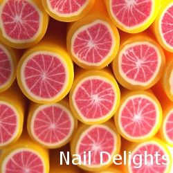 Pink Grapefruit. Gorgeous.
