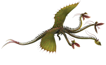 Dragon Snaptrapper How Train Your Dragon How To Train Your Dragon Httyd Dragons