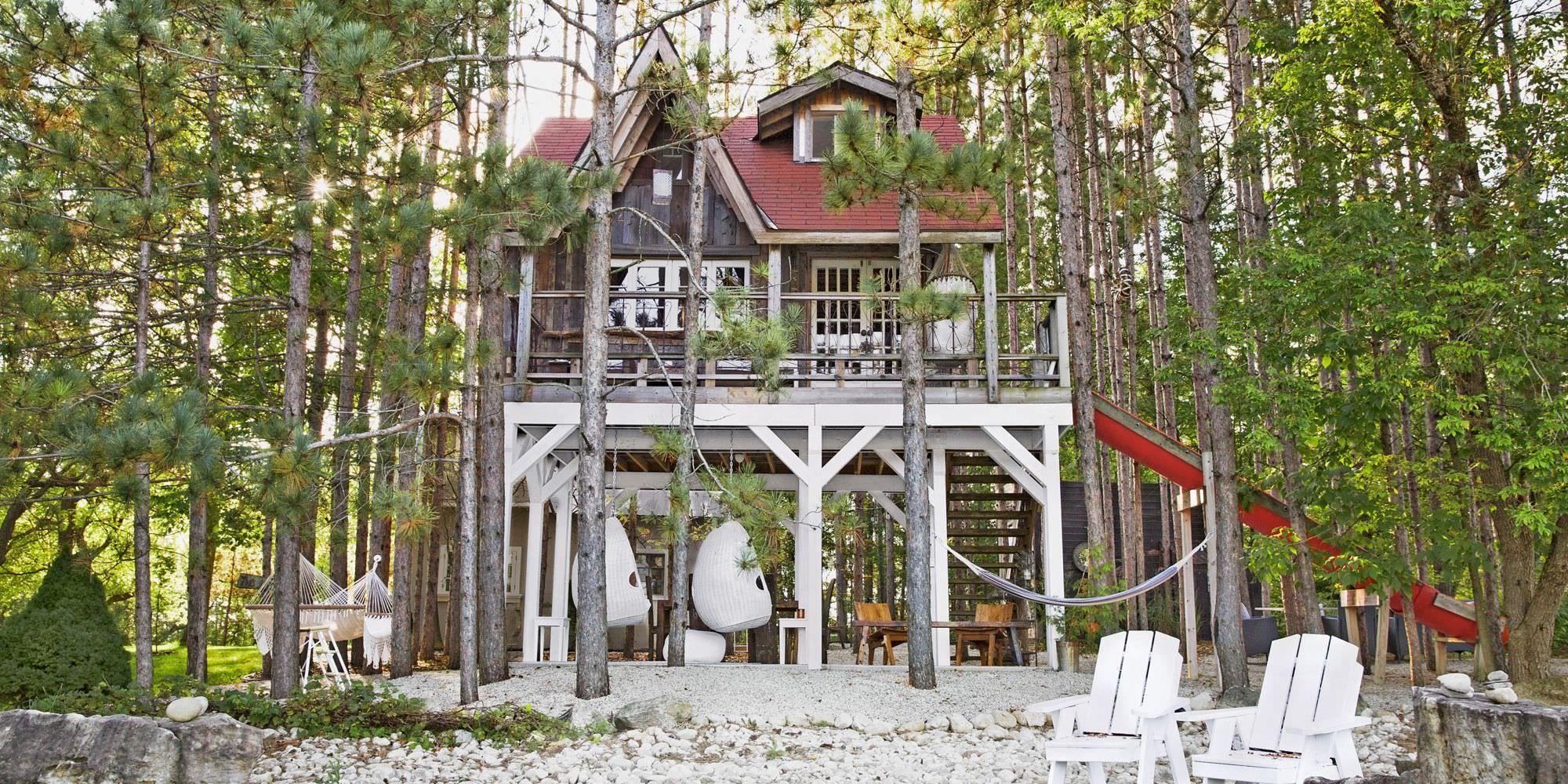 21 DIY Tiny House Plans [Blueprints] | House on stilts, Tiny house ...