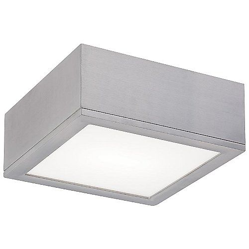 Rubix Square Led Flushmount Led Flush Mount Outdoor Ceiling Lights Outdoor Flush Mounts