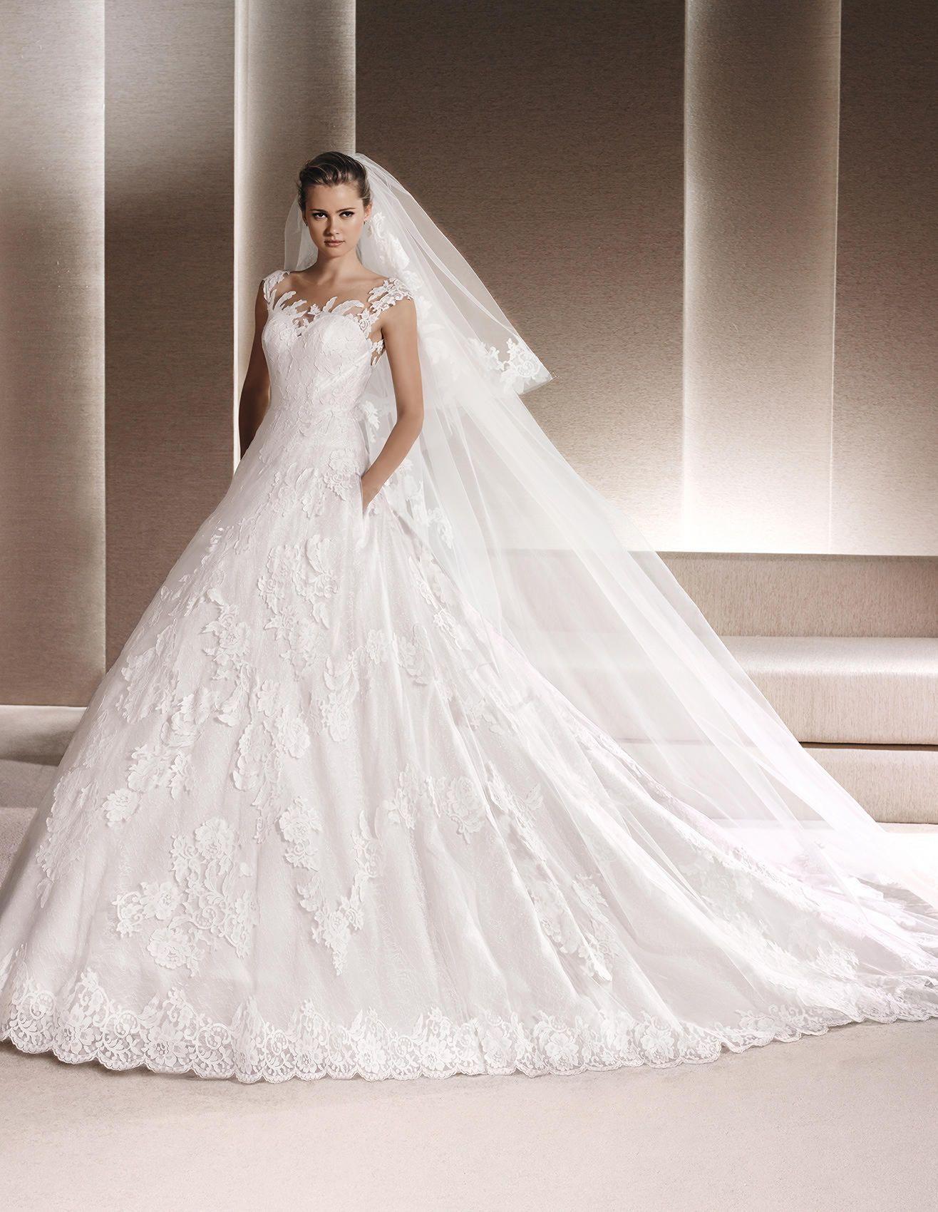 RAELLA - Original mermaid wedding dress | La Sposa